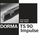 德国DORMA多玛TS90闭门器代理商