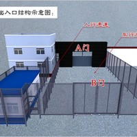 安徽合肥监狱安全门,监狱平移门,安装监狱AB门