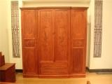 缅甸花梨木家具厂出售福禄寿大衣柜价格