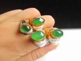 之玉珠宝阳绿冰糯种缅甸天然手镯质量如何,好不好吗