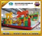 充气城堡价格 郑州卧龙 生产厂家