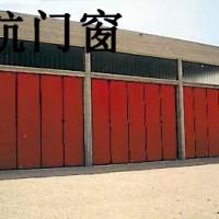 安徽电动折叠门,淮南大型折叠门,车间折叠门