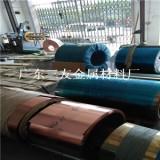 厂家批发镀锡T2全软红铜带,c1100优质镀镍紫铜片