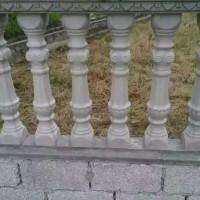 水泥仿木护栏模具定做