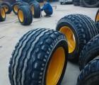 农用车导向轮胎12.5L-16农业工具车轮胎批发
