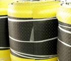 塑料PVC减震地垫-绿色工业防静电胶垫-龙之净工厂直销抗疲劳