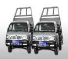 新款双排电动货车供应
