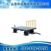 行李平板拖车