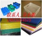 常州中空板折叠箱 常州纸箱式中空板箱 常州折叠中空板周转箱