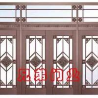 兄弟门业(在线咨询)|铜门|仿铜门