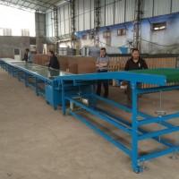 供应浙江省 快递装卸货传送带大小型传输机流水线 物流输送带机