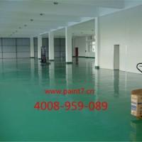 观澜刷地坪漆厂房地板翻新车间防尘地坪漆