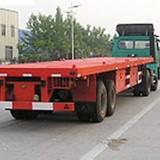 青岛港成易沅车队提供前湾港至邢台方向专线进出口集装箱陆运拖车