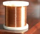 洛铜1.2MM半硬紫铜线T2导电红铜线1.5MM现货价格