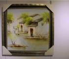 名艺画苑(图),酒店印象派油画,徐东油画