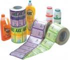 山东日化饮料标签纸质标签塑料膜标签印刷制作