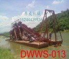 江西挖沙船定制型砂石采掘设备