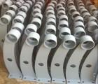 供应焊接桥梁护栏支架