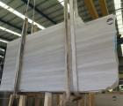 贵州白木纹石 1.6cm厚白色大板 矿主批发