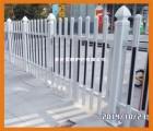 杭州PVC塑钢美式护栏/杭州别墅庭院塑钢围墙栏杆