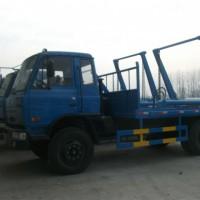 压缩式垃圾车厂家直销东风145摆臂式垃圾车垃圾斗批发销售