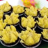 厦门菊花酥技术 南京菊花酥培训  上海顶正培训小吃技术