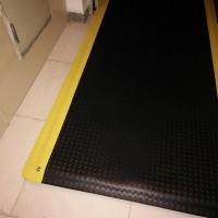 5MM绿色防静电防静电地板铺设标