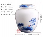 陶瓷包装茶叶罐定做厂家