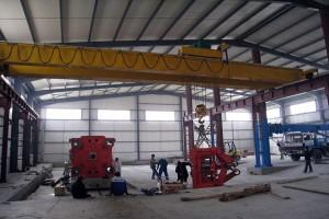 生产宣城起重机1-16吨电动葫芦门式起重机