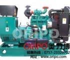 潍坊柴油发电机组价格奥力博发电机品牌三菱柴油发电机组