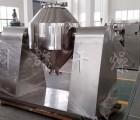 科群厂家热销色母粒烘干工艺 不锈钢内胆烘干专用真空回转干燥机