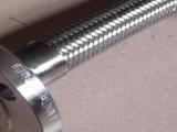法兰连接金属软管 无接管法兰连接不锈钢金属软管