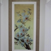 仿木纹地砖喷绘机生产厂家/复古地板砖喷绘机/uv平板打印机