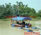 陕西河道滩涂等采砂新型冲吸式抽沙船 15244435570