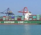 中国出口一批货物海运散货到安哥拉箱仓到仓全包
