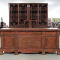 红木家具红木办公桌