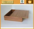 推拉储物盒子 订做木制实用收纳盒 木盒包装礼盒