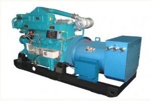 厂家现货供应河柴曼海姆130-1000KW船用发电机
