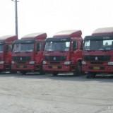 青岛集装箱车队