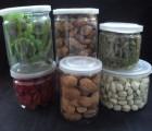 糖果、果脯类食品包装罐