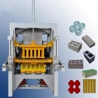 全自动空心砖机砌块成型机