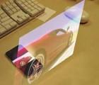 全息投影 幻影成像 虚拟演讲 透明液晶 调光膜