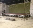 济南科瑞得铝合金舞台 户外演出舞台 舞台架子批发