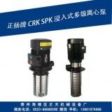 格兰富CRK2SPK系列加工中心立式水泵,数控机床冷却泵