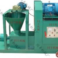 炭粉成型机制棒机