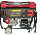380V230v5kw汽油发电机参数