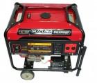 铃鹿发电机有汽油/柴油天然气规格