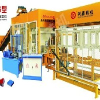 全自动混凝土砌块成型机混凝土机混凝土机厂家