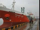 亚特兰大港到到珠海食品进出口报关单据