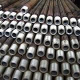 成都车丝无缝钢管-较硬岩勘探专用DZ50地质钻探管-本厂直销